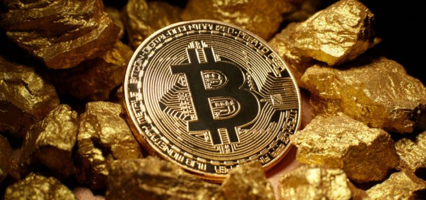 What if BitCoin was Fixed to Physical Gold?   CoinScribble