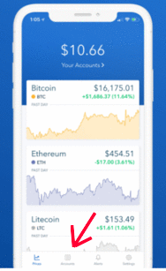Cryptocurrency to transfer bsv from coinbase