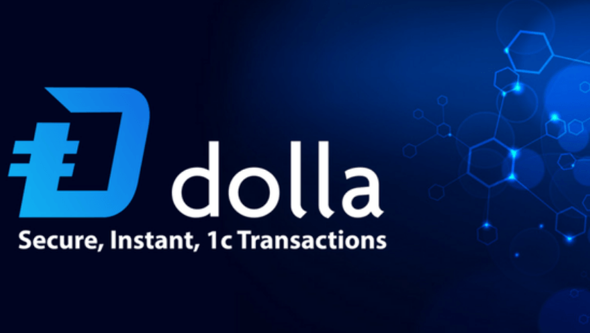 Dolla The Worlds Fastest Secure Almost Free Way To Send Money