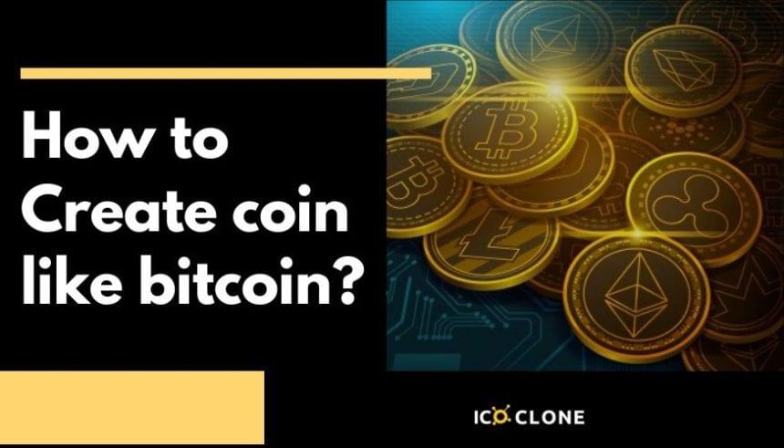 create own coin
